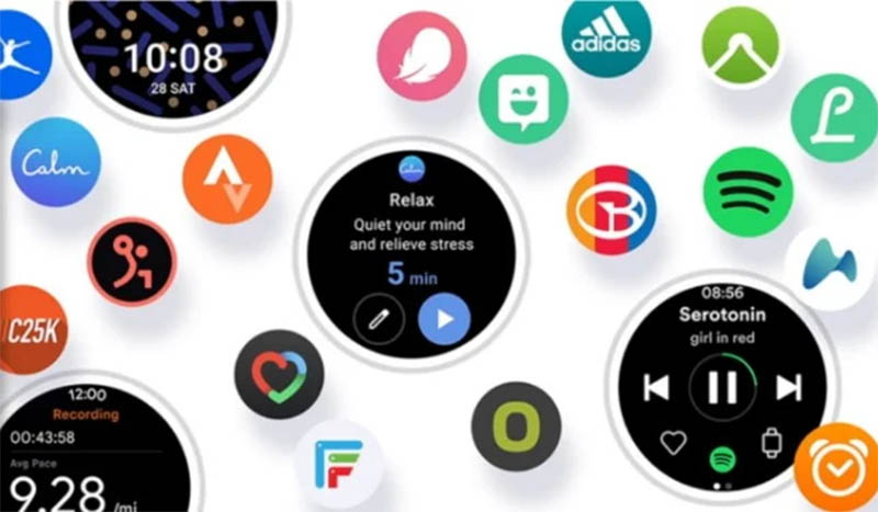 Смарт-часы Samsung Galaxy Watch 4 получат ОС One UI Watch на базе Wear OS 1