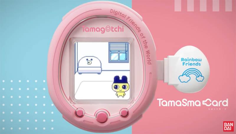 Tamagotchi Smart: Тамагочи в формате детских смарт-часов 1