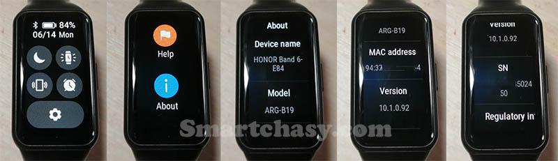 Honor Band 6 инструкция на русском языке. Подключение, настройка, функции 4