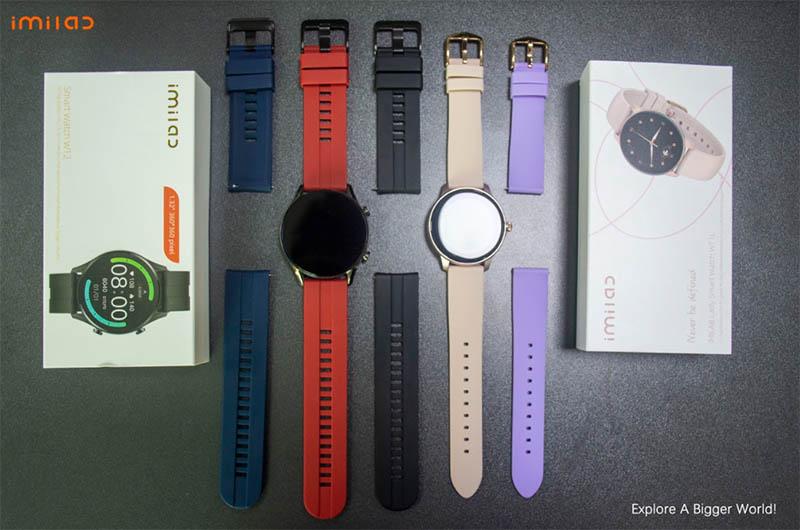 Imilab W12 Smart Watch