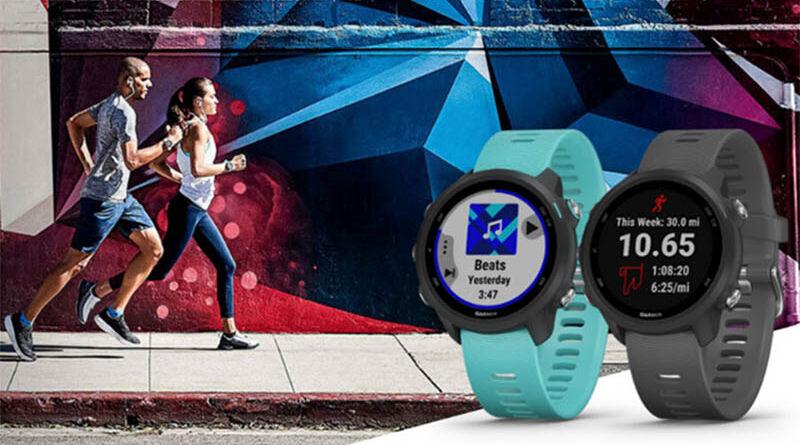 часы с GPS
