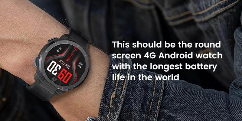 Kospet Optimus 2: часы-телефон с 4/64 ГБ памяти, поворотной камерой Sony, GPS и 4G 4