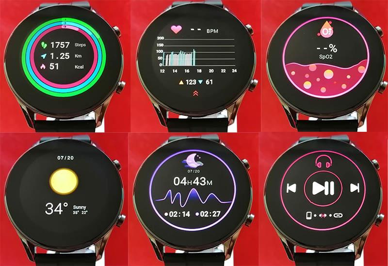 Обзор смарт-часов IMILAB W12: идеальный баланс между дизайном и функциональностью 7