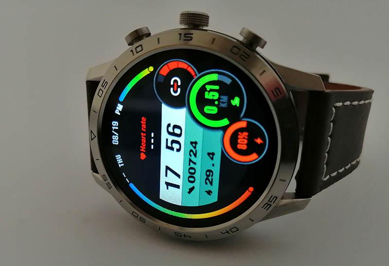 Обзор DT NO.1 DT70 (KK70): неплохие функциональные и стильные смарт-часы за $40 5
