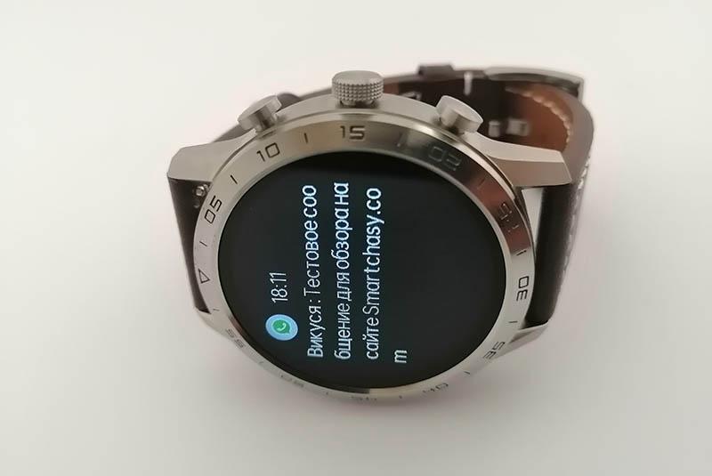 Обзор DT NO.1 DT70 (KK70): неплохие функциональные и стильные смарт-часы за $40 8
