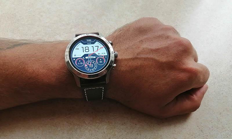 Обзор DT NO.1 DT70 (KK70): неплохие функциональные и стильные смарт-часы за $40 4