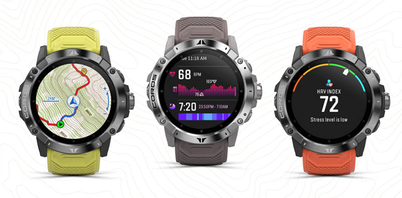 Выпущены Coros Vertix 2 – мультиспортивные смарт-часы с 60 днями автономной работы и двухчастотным GPS 2