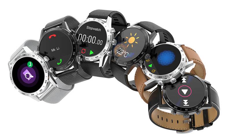 Обзор DT NO.1 DT70 (KK70): неплохие функциональные и стильные смарт-часы за $40 1