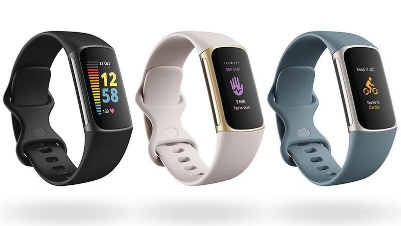 Google представила фитнес-браслет Fitbit Charge 5 с ЭКГ, SpO2, датчиком EDA, GPS и NFC 2