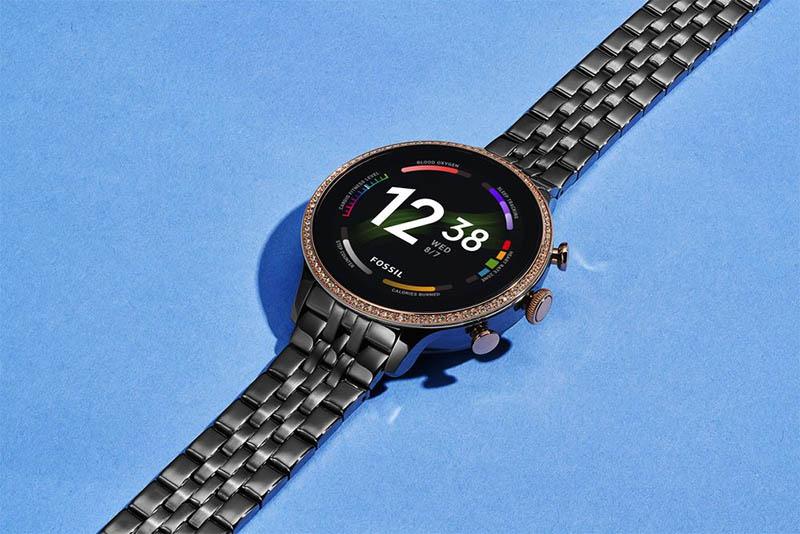 Представлены «умные» часы Fossil Gen 6: Snapdragon 4100+, датчики ЧСС и SpO2, NFC и быстрая зарядка