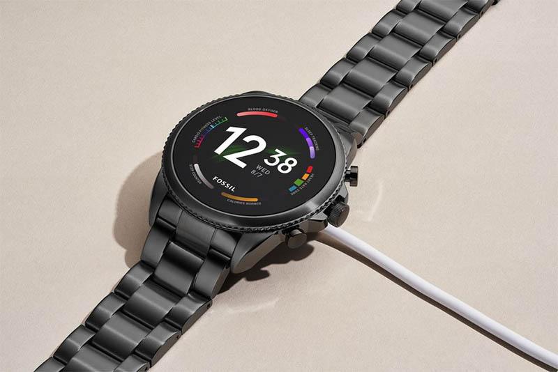 Представлены «умные» часы Fossil Gen 6: Snapdragon 4100+, датчики ЧСС и SpO2, NFC и быстрая зарядка 1