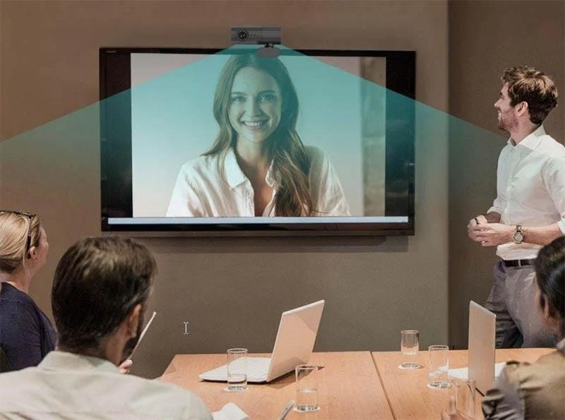 Обзор Vidlok Business Webcam W91: недорогая веб-камера для бизнес-конференций 4