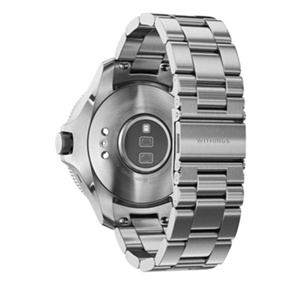 Withings ScanWatch Horizon – гибридные смарт-часы для дайверов 1