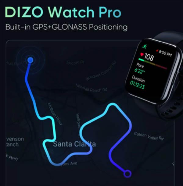 Dizo Watch Pro