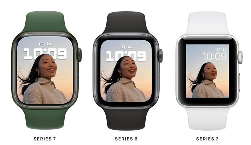 Apple Watch Series 7 представлены официально: цена, характеристики, особенности 1
