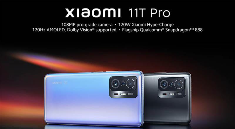Xiaomi 11T и 11T Pro