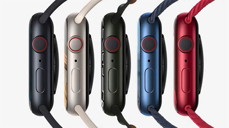 Apple Watch Series 7 представлены официально: цена, характеристики, особенности 3