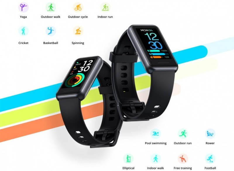 Фитнес-браслет Realme Band 2: цена, характеристики и дата начала продаж 1