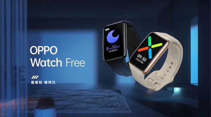OPPO Watch Free