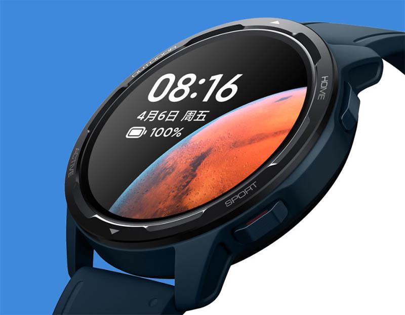Xiaomi выпустила смарт-часы Xiaomi Watch Color 2: цена, характеристики и дата начала продаж 1
