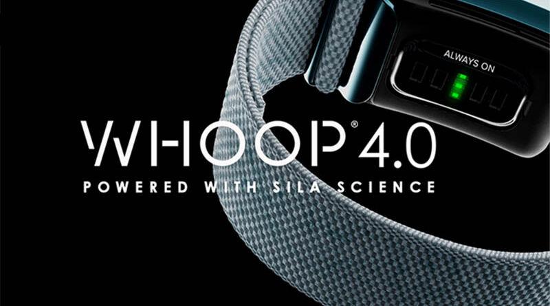 WHOOP 4.0