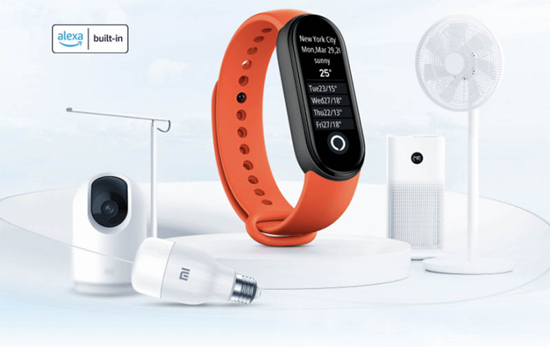 Xiaomi Mi Band 6 NFC