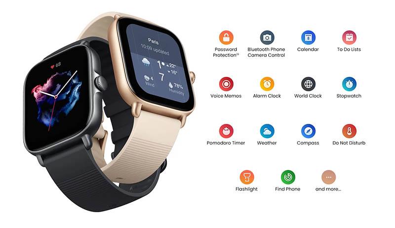 Смарт-часы Amazfit GTS 3: цена, характеристики и особенности 2
