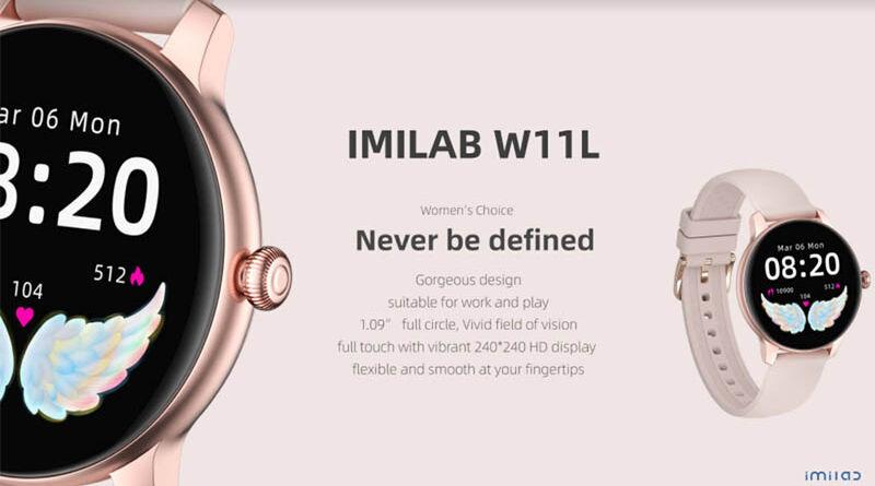 Imilab W11